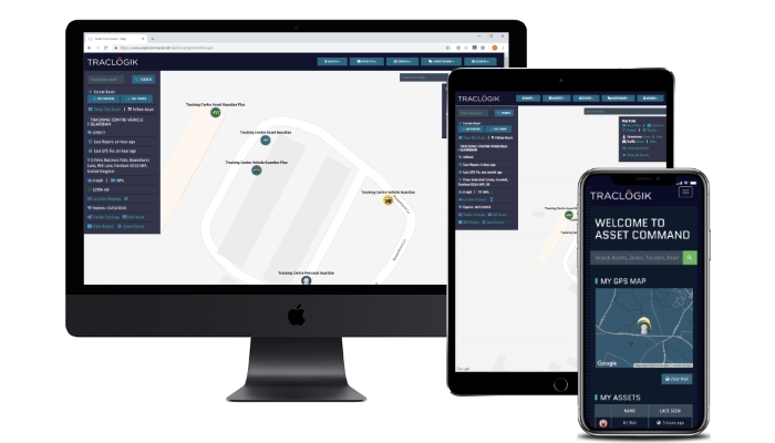 TracLogik Real Time Asset Tracking